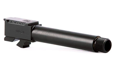SILENCERCO THRDD BBL FOR GLK 26 1/2X28 9MM