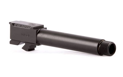 SILENCERCO THRDD BBL FOR GLK 43 1/2X28 9MM