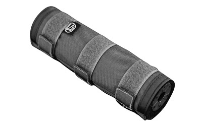 "SILENCERCO SUPPRESSOR COVER 7.6"" GRAY"