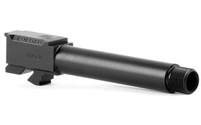 SILENCERCO THRDD BBL FOR GLK 34 1/2X28 9MM