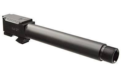 SILENCERCO THRDD BBL FOR GLK 17L 1/2X28 9MM